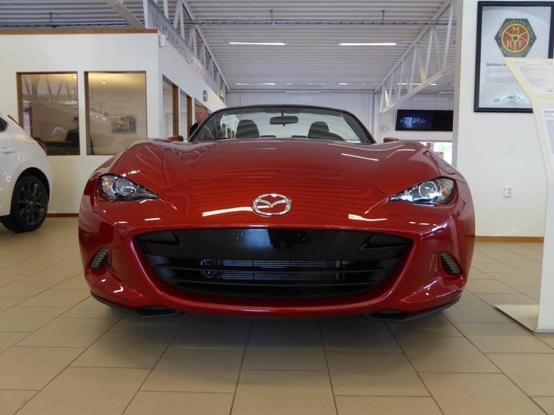 begagnad Mazda MX5 1.5 131hk, 6man