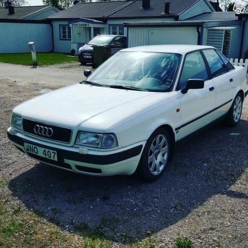 S 229 Ld Audi 80 2 0e 94 Begagnad 1994 22 500 Mil I Sandviken