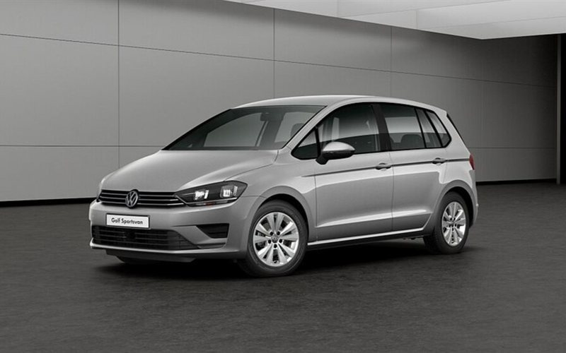 s ld vw golf sportsvan golf 1 2 ts begagnad 2017 0 mil i tomelilla. Black Bedroom Furniture Sets. Home Design Ideas