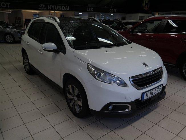 begagnad Peugeot 2008 1.6 e-HDi (92hk)