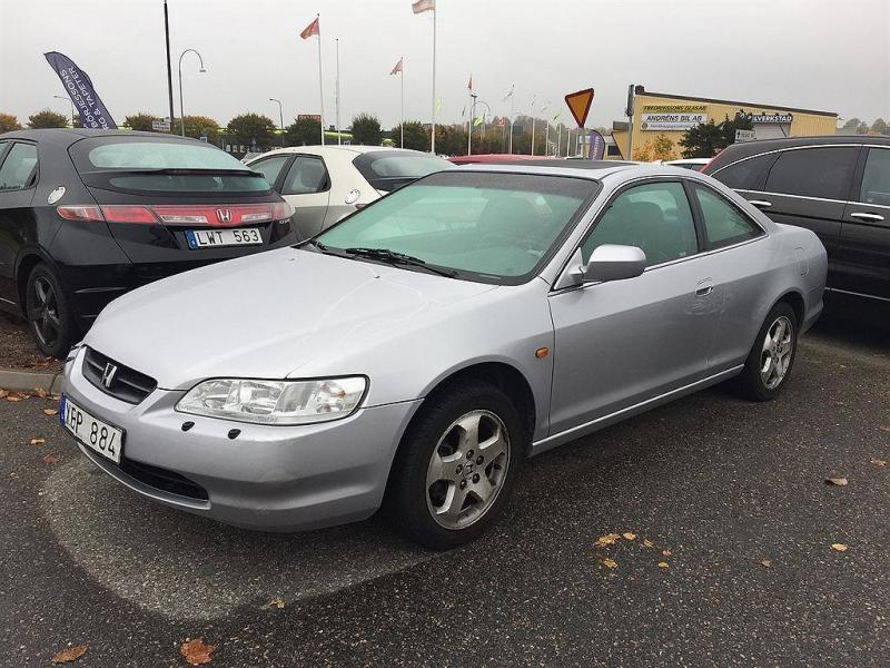 S ld honda accord 3 0 v6 coup 20 begagnad 1999 for 200 honda accord