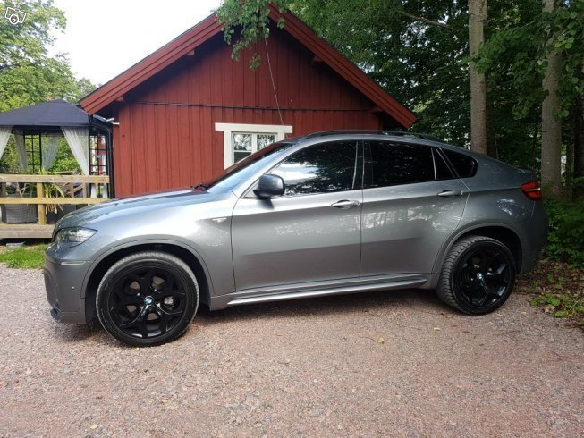 S 229 Ld Bmw X6 40d Performance Packag Begagnad 2010 17 000
