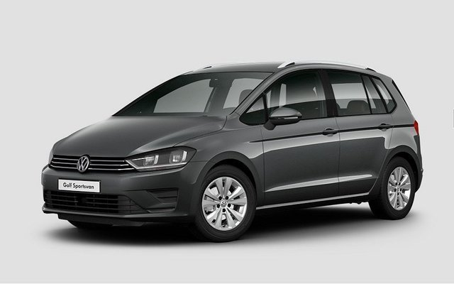 s ld vw golf sportsvan 1 2 tsi 110 begagnad 2018 0 mil i halmstad. Black Bedroom Furniture Sets. Home Design Ideas