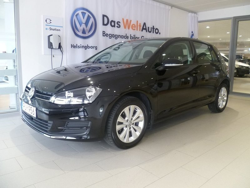 s ld vw golf 1 2 tsi 105 begagnad 2014 mil i helsingborg. Black Bedroom Furniture Sets. Home Design Ideas