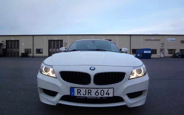S 229 Ld Bmw Z4 Sdrive 28i M Sport Begagnad 2012 8 200 Mil I