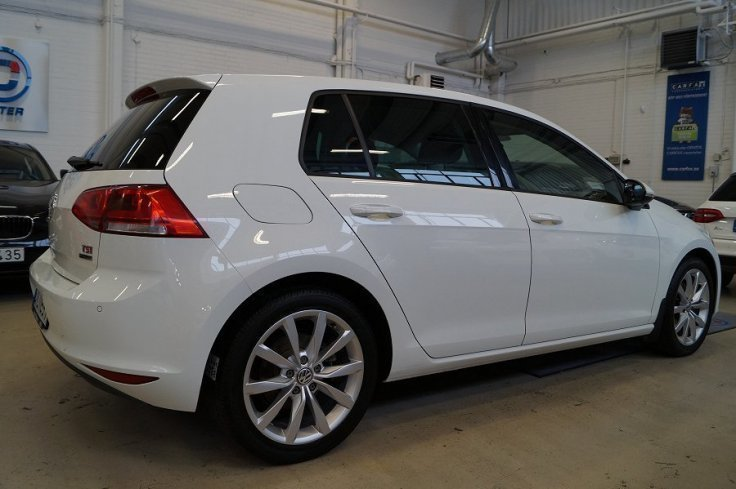 s ld vw golf vii 1 4 tsi 140 gt begagnad 2013 mil i j rf lla. Black Bedroom Furniture Sets. Home Design Ideas