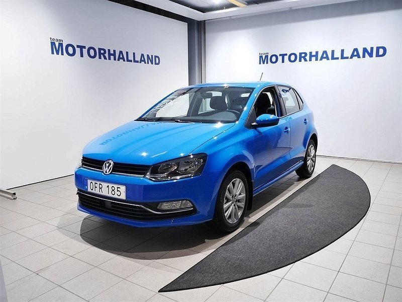 s ld vw polo tsi 90 begagnad 2016 0 mil i halmstad autouncle. Black Bedroom Furniture Sets. Home Design Ideas
