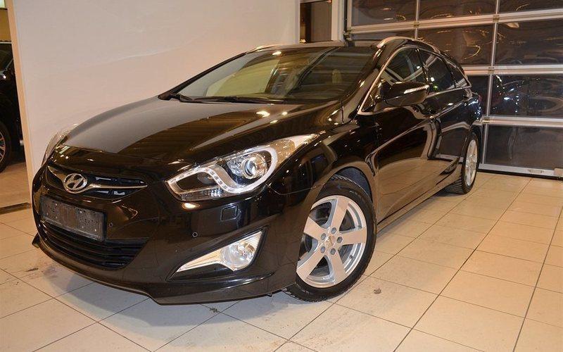 gebraucht Hyundai i40 Ki 1.7 CRDi A6 Premium