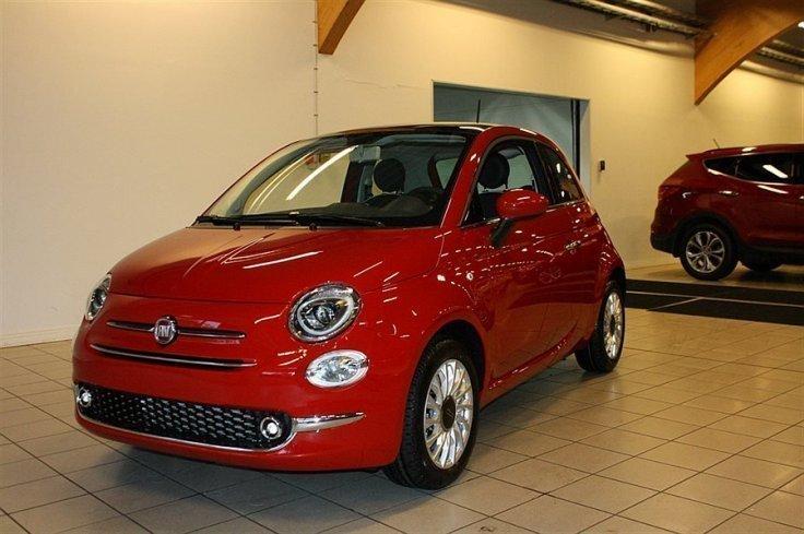 gebraucht Fiat 500 Lounge 1.2 /69hk