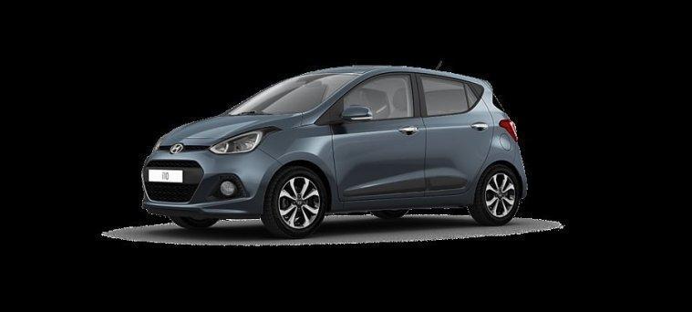 begagnad Hyundai i10 1.0 M5 Comfort Farth.