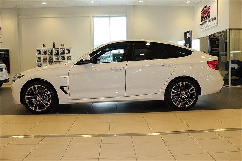 gebraucht BMW 320 Gran Turismo d xDrive LCI M-Sport