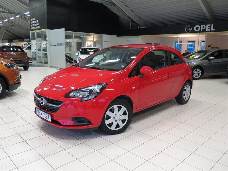 begagnad Opel Corsa Enjoy 3d 1.4 /90hk