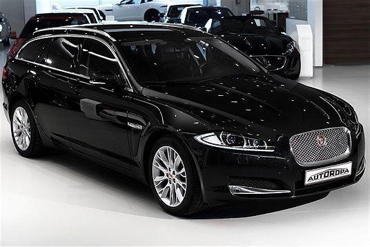 s ld jaguar xf business kombi begagnad 2015 mil i. Black Bedroom Furniture Sets. Home Design Ideas