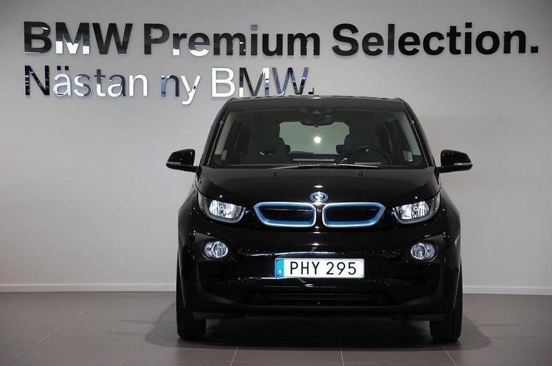 s ld bmw i3 94 rex driving assista begagnad 2017 580 mil i lund. Black Bedroom Furniture Sets. Home Design Ideas