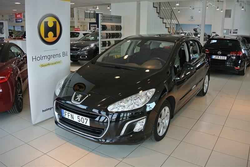 gebraucht Peugeot 308 5dr 1.6 e-HDi (112hk) Allure