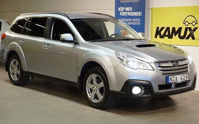 begagnad Subaru Outback 2.0D Drag (150hk)