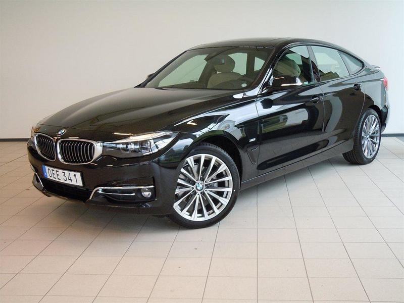 begagnad BMW 320 Gran Turismo d xDrive Model Luxury, Navigation, Automat