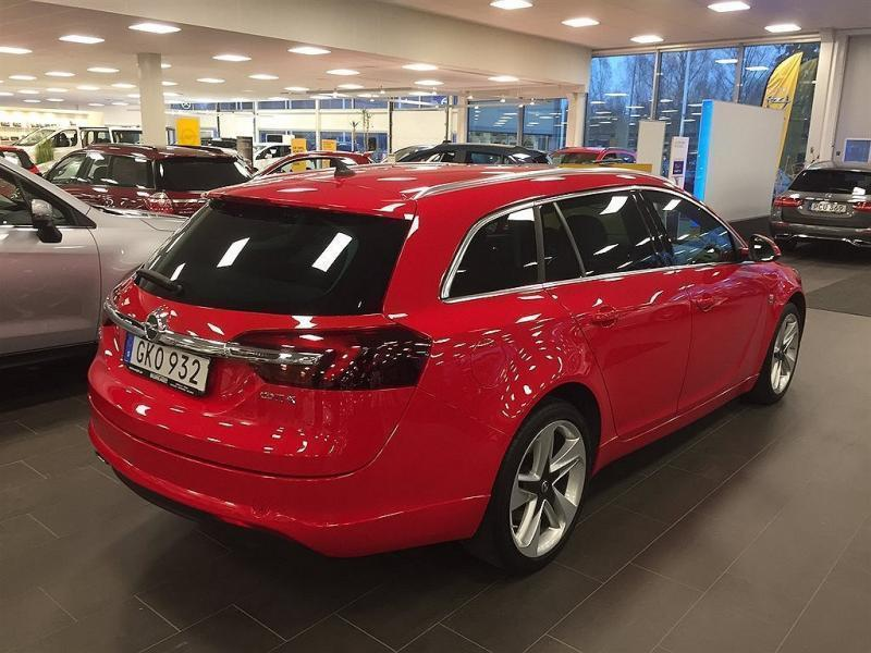 S ld opel insignia business 4x4 ma begagnad 2014 for 4 4422 c