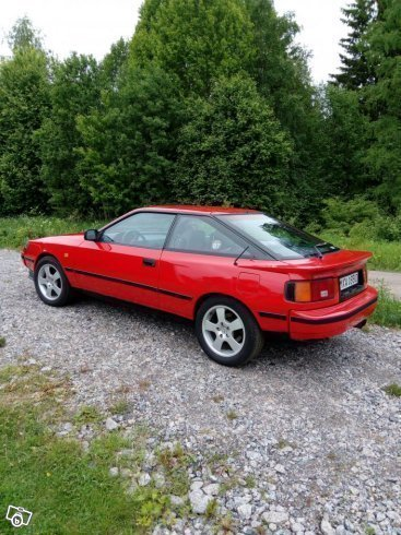 Sld Toyota Celica 87 Begagnad 1987 9000 Mil I Bollns