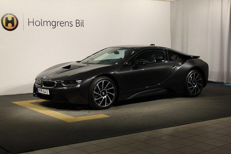 begagnad BMW i8 2017, Sportkupé 1 457 200 kr