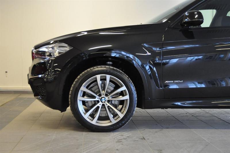 S 229 Ld Bmw X6 Drive30da Begagnad 2016 1 Mil I Lule 229