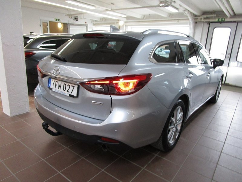s ld mazda 6 optimum awd webasto begagnad 2016 0 mil i katrineholm. Black Bedroom Furniture Sets. Home Design Ideas