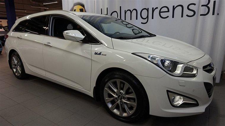 begagnad Hyundai i40 1.7 CRDi Kombi BusinessEdition (136hk)