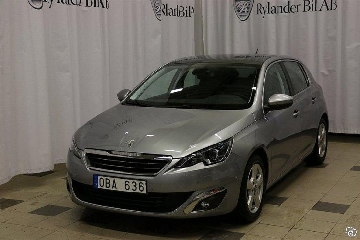 S U00e5ld Peugeot 308 1 6 E