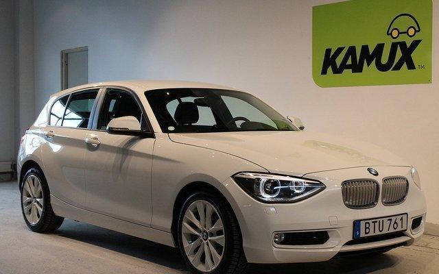 begagnad BMW 116 d 5dr AUT Urban Line(116hk)