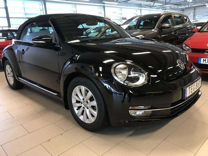 volkswagen beetle cab begagnad