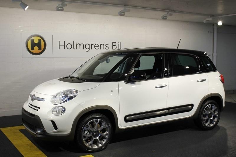 begagnad Fiat 500L Trekking 1.4 Tjet 120hk UTFÖRSÄLJNING
