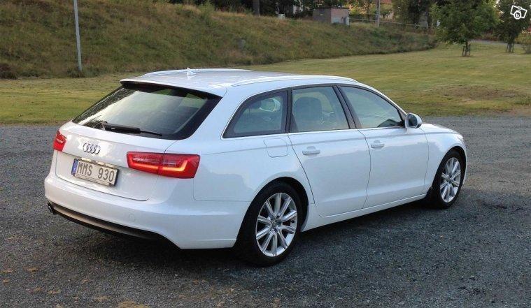 S 229 Ld Audi A6 2 0 Tdi Avant Busines Begagnad 2012 10 000 Mil I N 228 Ssj 246