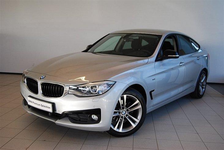 begagnad BMW 318 Gran Turismo d Halvkombi