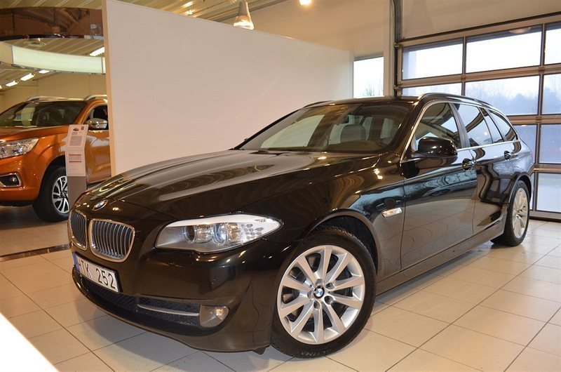 gebraucht BMW 520 d Touring Aut