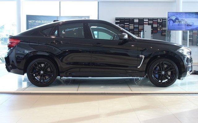S 229 Ld Bmw X6 M Black Fire Edition 2 Begagnad 2018 1 Mil