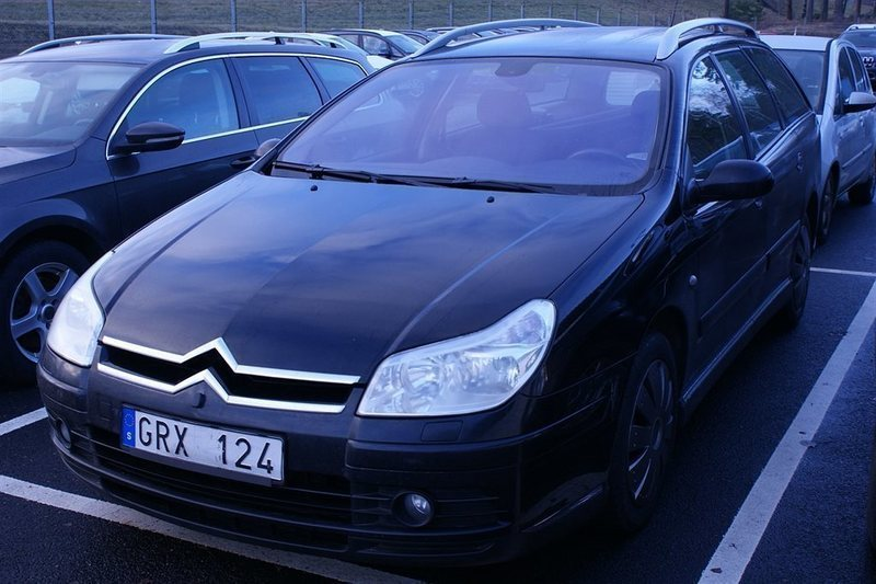 begagnad Citroën C5 II 2.0 HDI Kombi