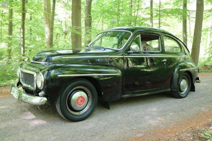 PV544 Köp begagnad Volvo PV544 16 billiga bilar till salu
