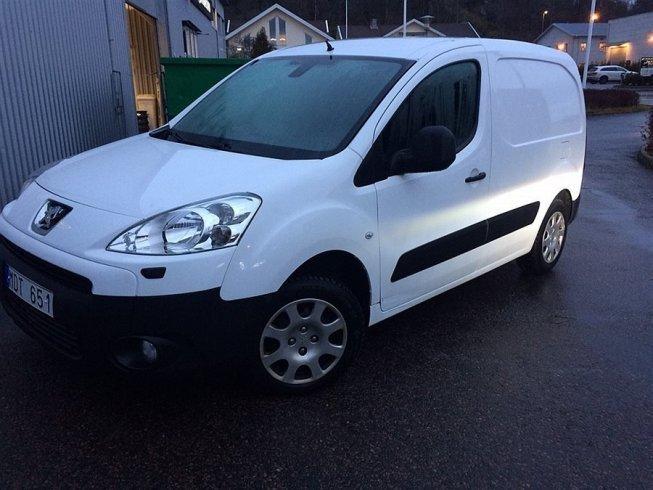 begagnad Peugeot Partner SK L1H1 1,6 E- -12