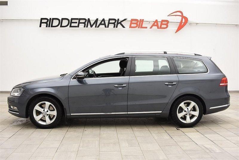 begagnad VW Passat 2.0 TDI 140hk DRAG / 0:- KONTANT