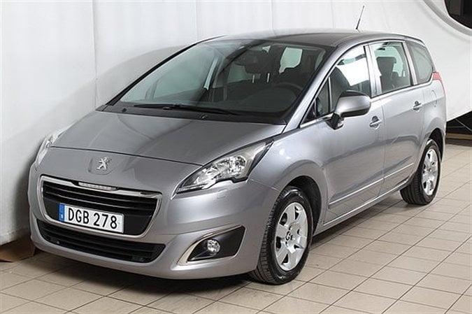 begagnad Peugeot 5008 1.6 HDi Active