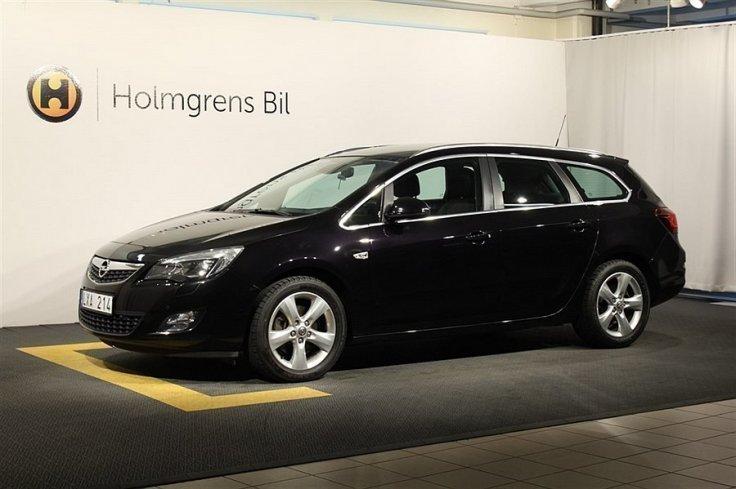 begagnad Opel Astra Kombi 1.7D