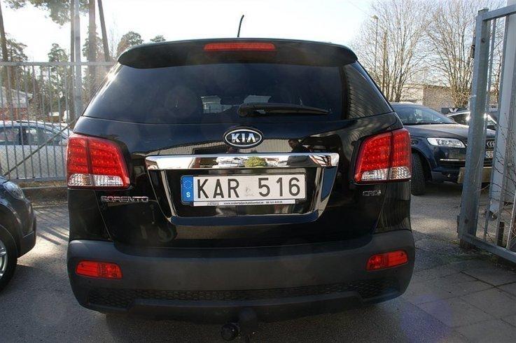 S ld kia sorento 2 2 crdi ex auto begagnad 2009 for Kia motors columbia mo