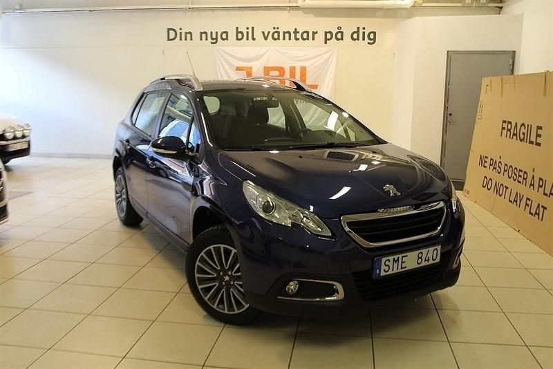 begagnad Peugeot 2008 Active 1,2 VTi 82hk - PACK URBAN -13