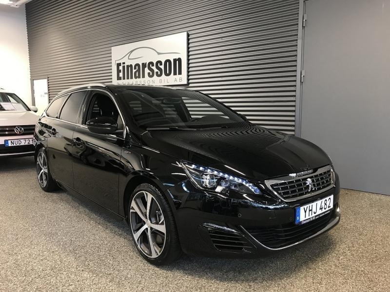 s ld peugeot 308 sw gt dragkrok 20 begagnad 2016 850 mil i lmhult. Black Bedroom Furniture Sets. Home Design Ideas