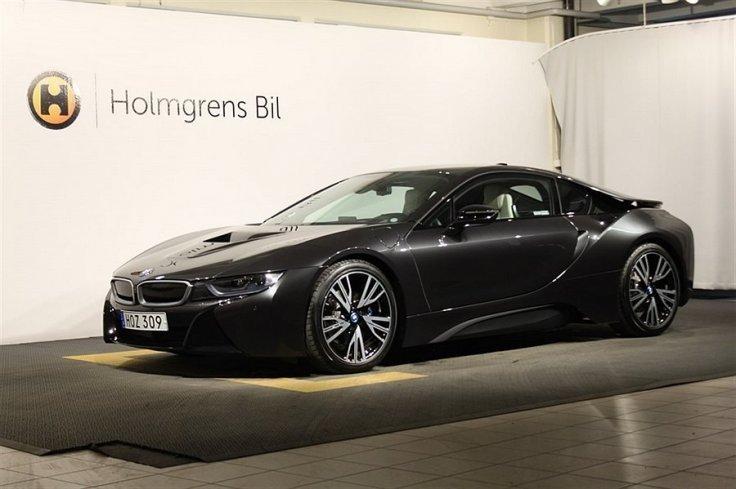 begagnad BMW i8 BMWI-2