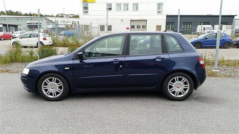 Sld Fiat Stilo Abarth 24 20v Nav Begagnad 2002 7062 Mil I Haninge