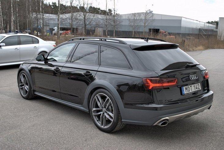 S 229 Ld Audi A6 Allroad 3 0 Tdi Q S T Begagnad 2015 995 Mil I Lidk 214 Ping