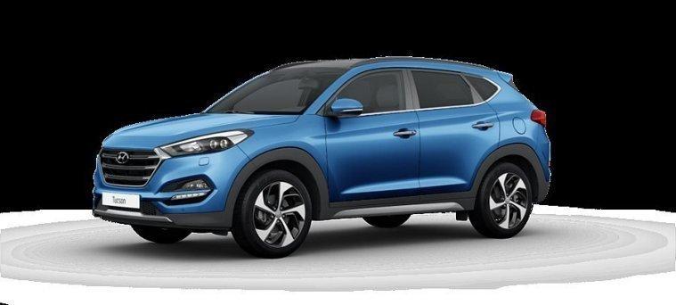 begagnad Hyundai Tucson 1.6 T AUT-D7 4WD ComfortPlus -16
