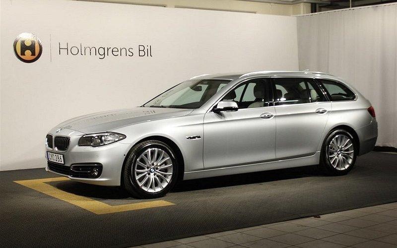 begagnad BMW 530 d Touring xDrive, F11 (258hk)