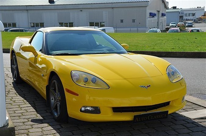 Chevrolet corvette c6 victory edition 3 november 2016 autogespot.